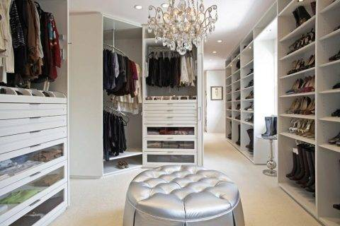 Вентиляция гардеробной и способы ее реализации
