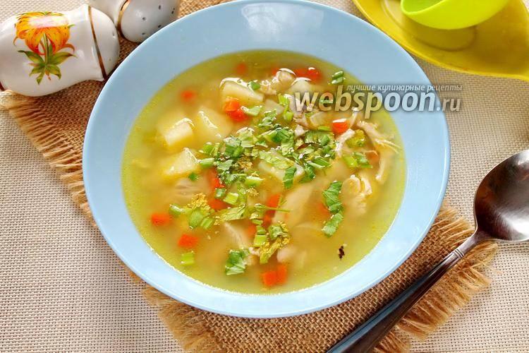 Как научиться готовить вкусный суп с чечевицей и картофелем