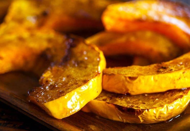 Лучшие рецепты тыквы, запеченной в духовке