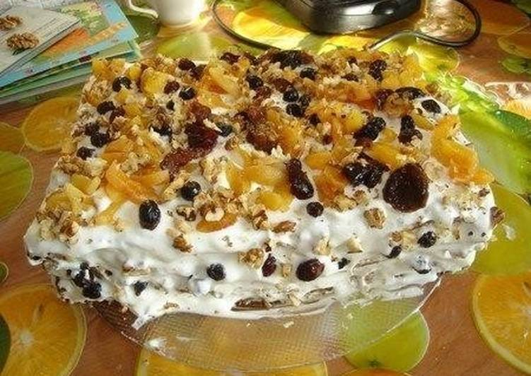Торт пень трухлявый (и не только): 11 домашних вкусных рецептов