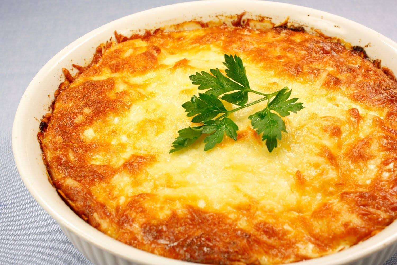 Картофельная запеканка с фаршем в духовке: пошаговый рецепт с фото