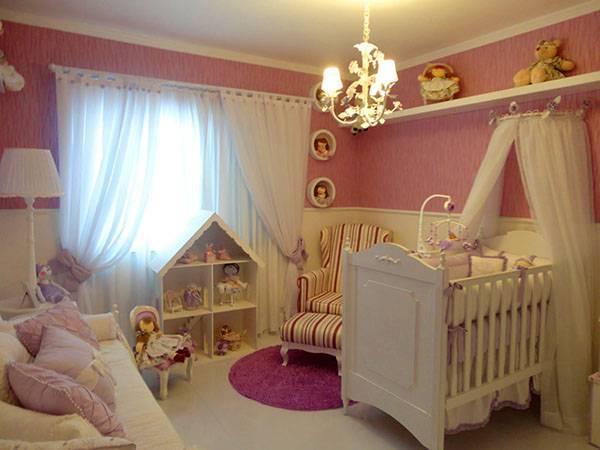 Декор для детской комнаты своими руками
