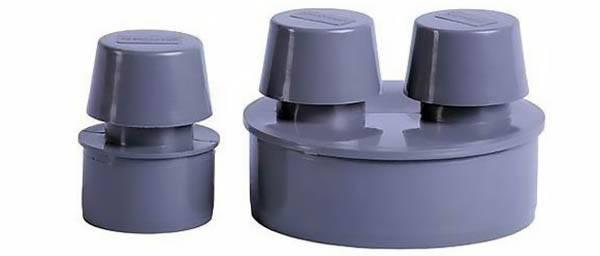 Аэратор воздушный клапан пп для внутренней канализации
