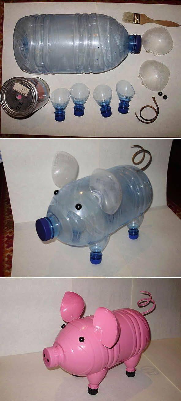 Пудель из пластиковых. поделки из пластиковых бутылок (115 фото): делаем оригинальные украшения своими руками. прикольная собака из прищепок для детского сада