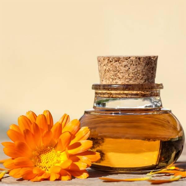 Масло календулы – применение в домашних условиях