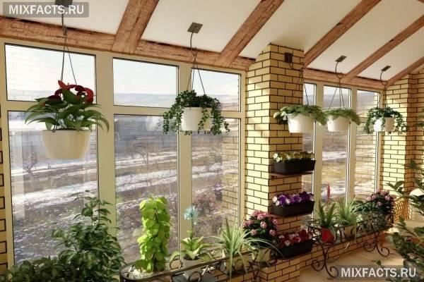 Зимний сад в доме: идеи оформления, правила обустройства и советы по выбору растений для зимнего сада (110 фото и видео)
