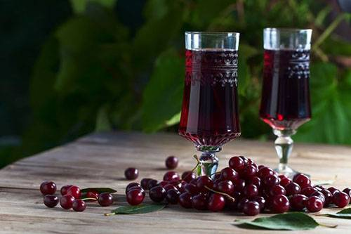 Рецепты домашнего вина из вишни