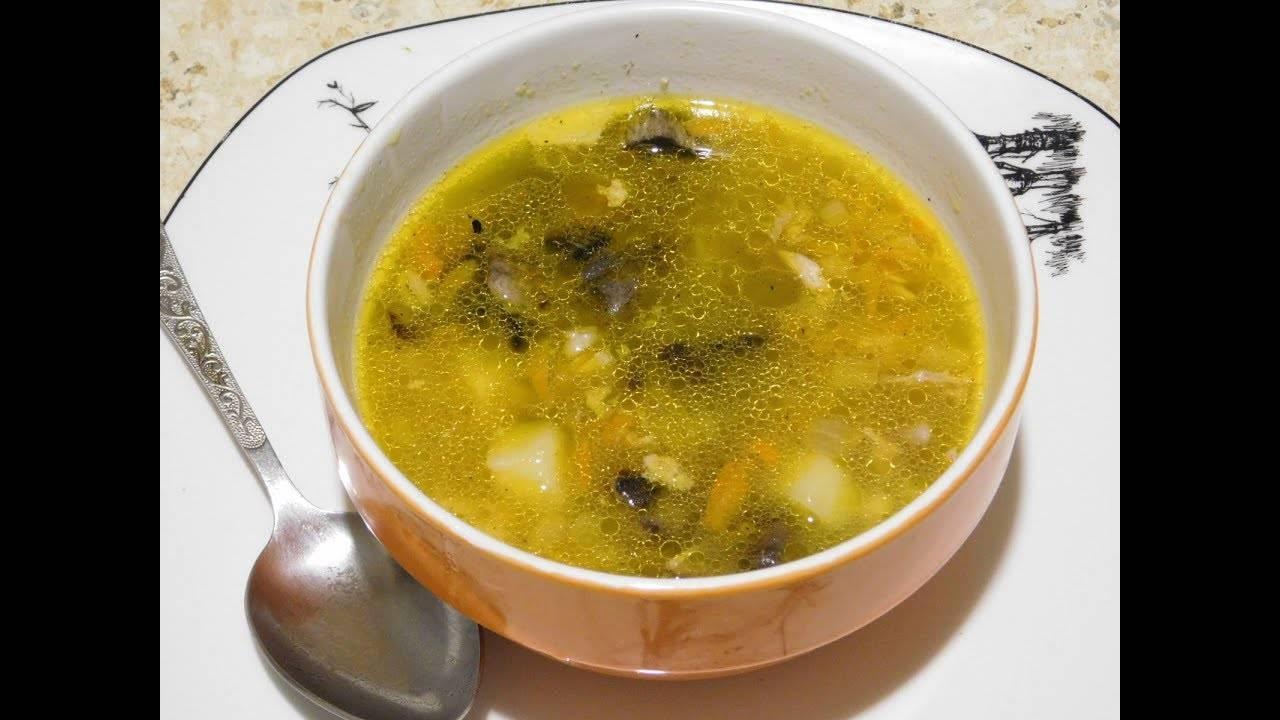 Суп из шампиньонов с картофелем – пошаговые рецепты приготовления грибного супа