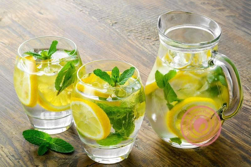 Вода с лимоном – профилактика здоровья