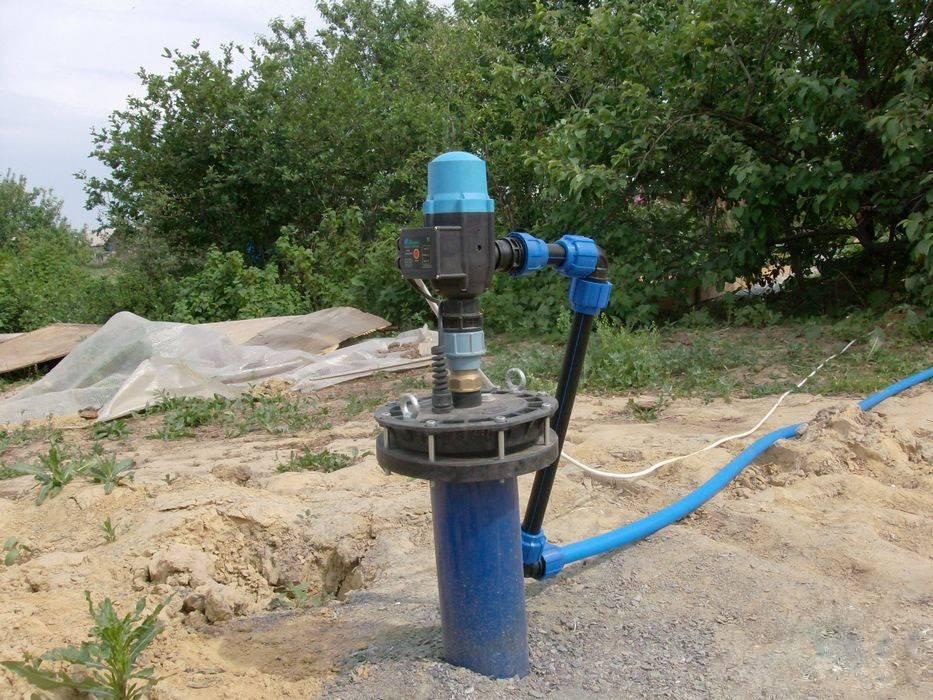 Водопровод на даче: виды, источники воды, монтаж и утепление системы