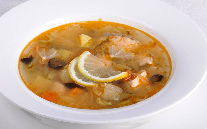 Рецепт суп солянка рецепт с фото пошагово