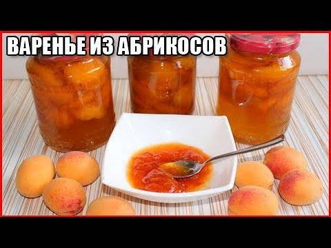 Варенье из абрикосов без косточек на зиму – королевские рецепты
