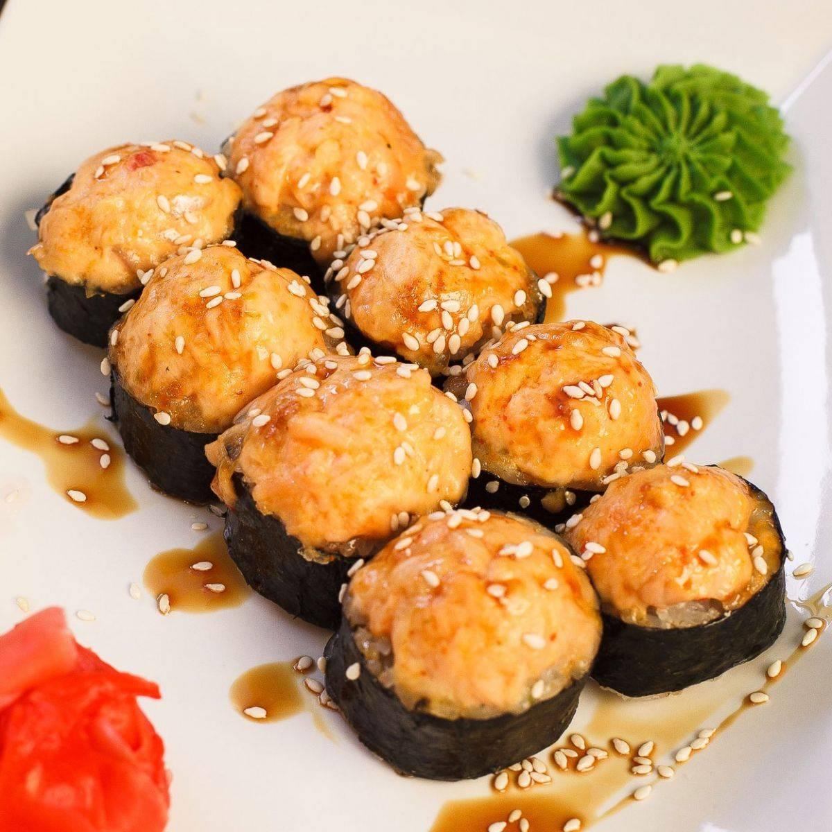 Начинка для суши в домашних условиях