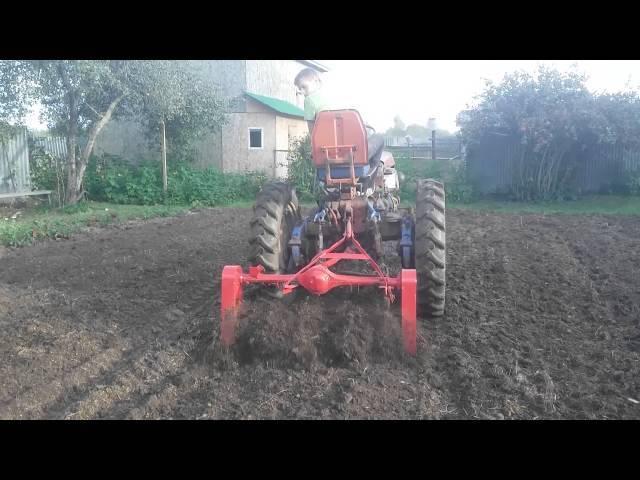 Виды фрез для мотоблока и другого оборудования для обработки почвы