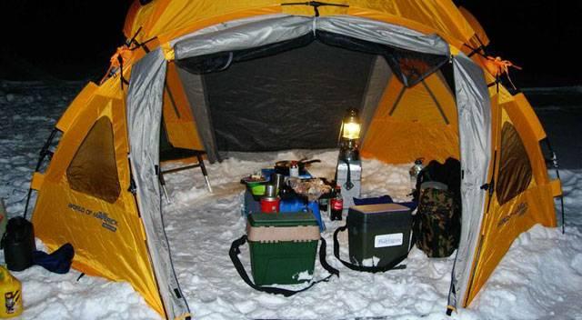 Газовый обогреватель для палатки — выбор подходящей модели