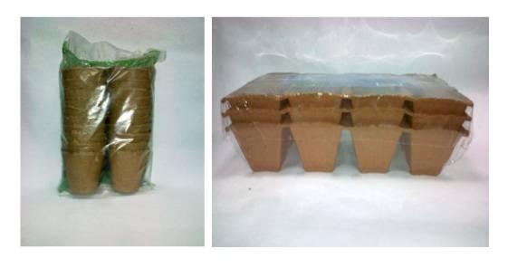 Как пользоваться торфяными горшочками для выращивания рассады - видео