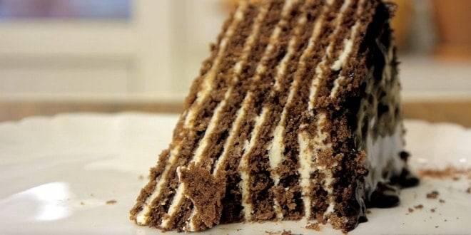 Пирожное «исфахан»