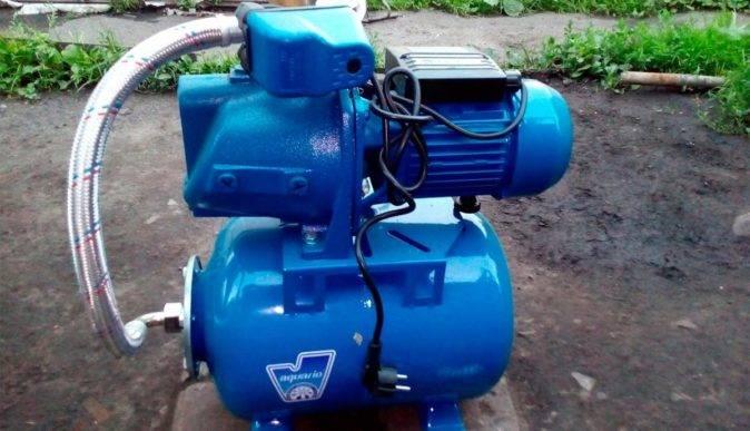 Как устроена насосная станция водоснабжения частного дома и дачи