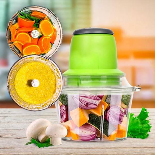 Измельчитель для овощей и фруктов — электрический или ручной?