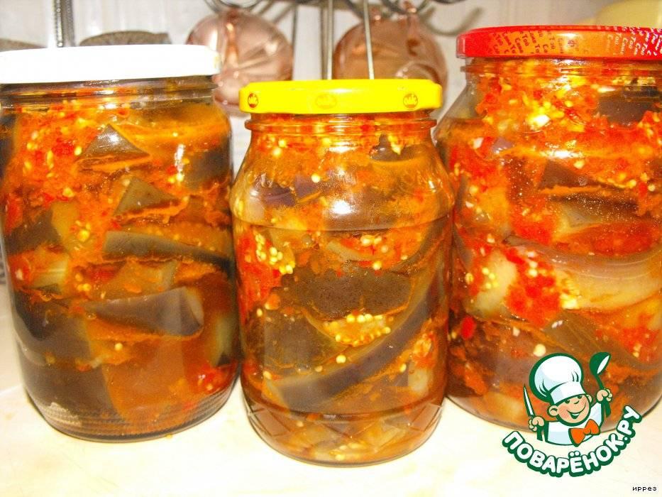Соте из баклажанов на зиму: рецепты. как приготовить вкусное соте из баклажанов на зиму пошагово?