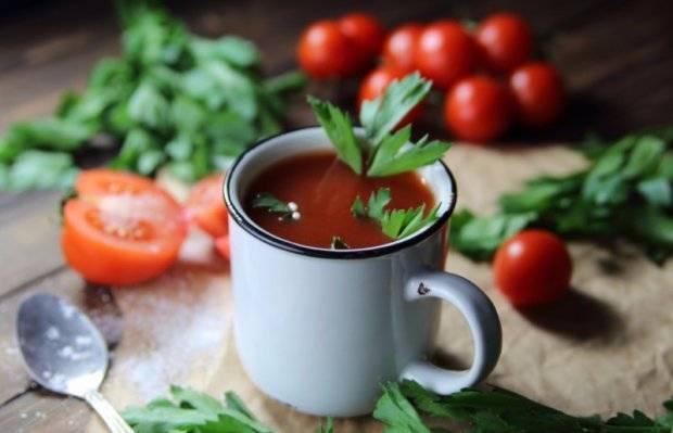 Полезен ли вкусный и питательный томатный сок: польза и вред для организма