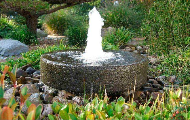 Как самостоятельно сделать насос для дачного фонтана