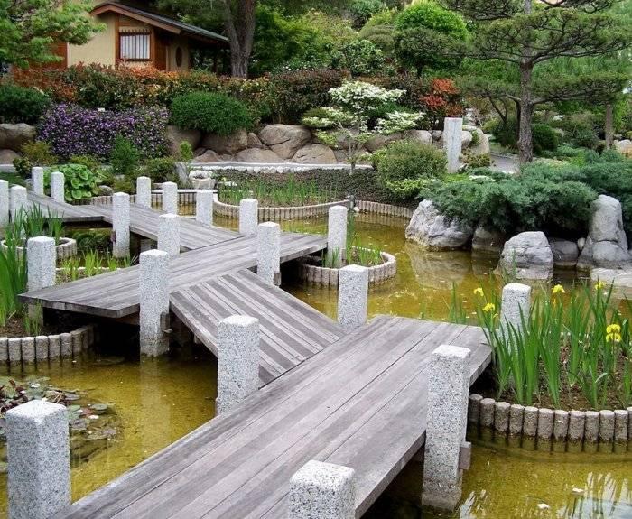 Как создать японский сад на участке: 54 фото и видео с идеями дизайна и оформления сада на участке