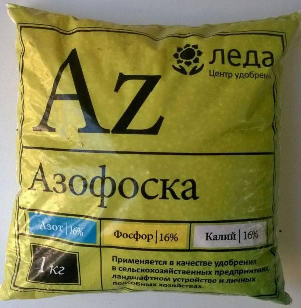 Азофоска – удобрение, инструкция по применению
