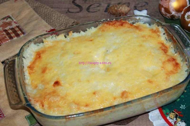 Картофельная запеканка с рыбой в мультиварке polaris. рецепт приготовления вкусной рыбной запеканки