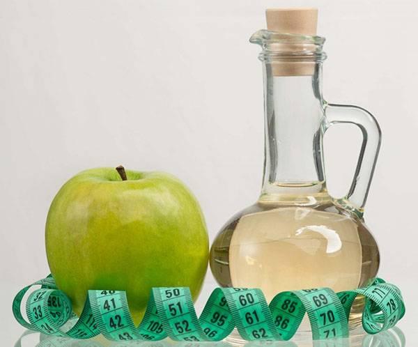 Уксусное обертывание для похудения : убьет целлюлит и сократит объемы