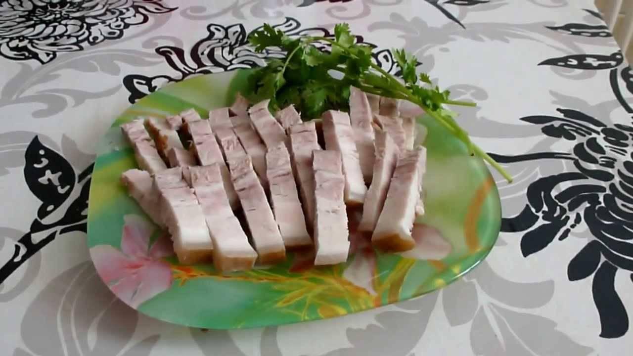 Способы и рецепты засолки мяса перед холодным и горячим копчением