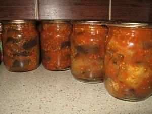 Простые салаты с баклажанами на зиму. топ — 10 рецептов