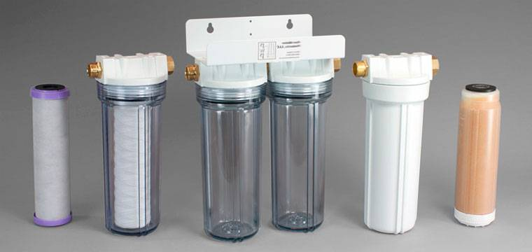 Проточный фильтр для воды: проследит за тем, что ты пьешь