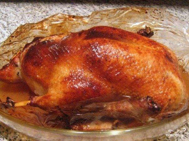 Утка сяблоками вдуховке: рецепты, как приготовить птицу вфольге ирукаве