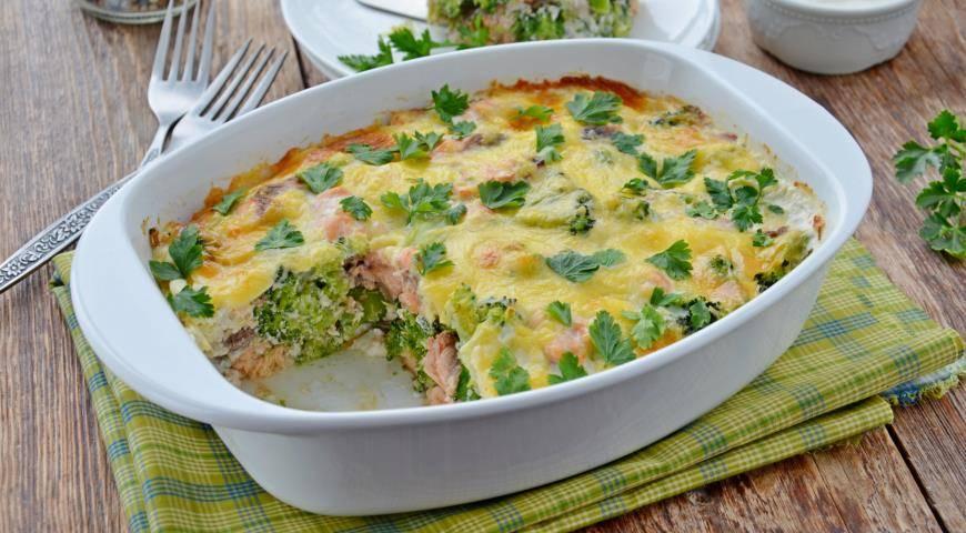 Запеканка из брокколи – изысканное блюдо под хрустящей корочкой