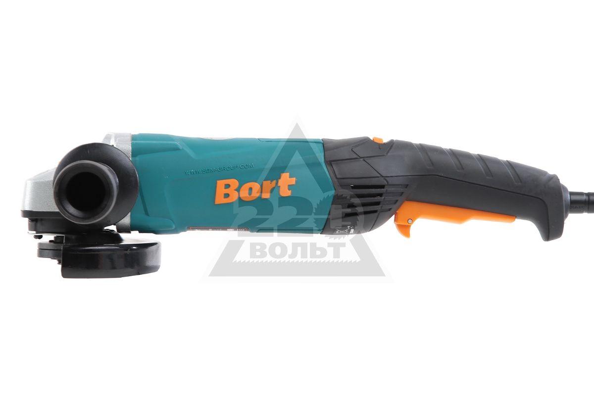 Супер-инструмент болгарка Bort BWS-1200U-SR из Китая