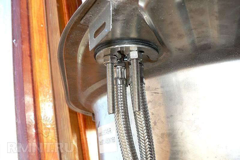 Как разобрать и отремонтировать кран смеситель с одной ручкой на кухне самостоятельно