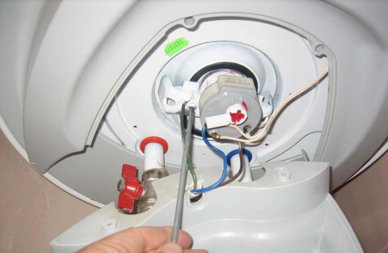 Меняем тэны на водонагревателе термекс. пошаговая инструкция