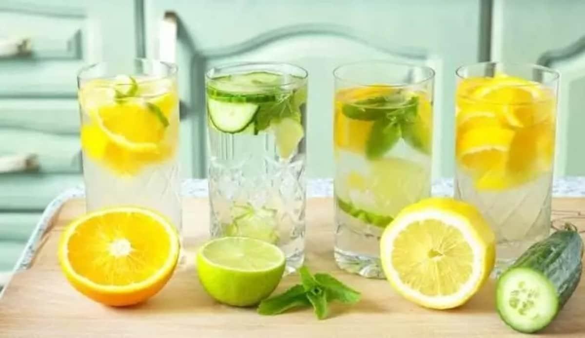 Как сделать и зачем пить воду с лимоном?