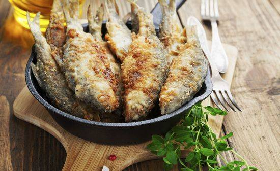 Как готовить на чугунной сковородке гриль