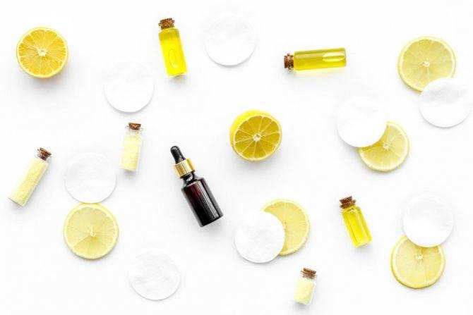 Как правильно использовать эфирное масло лимона для лица