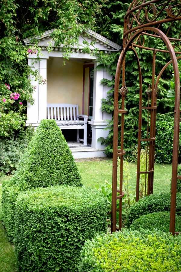 Коттеджный сад — особенности организации