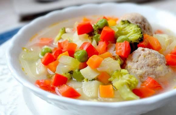 Суп пюре из белокочаной капусты