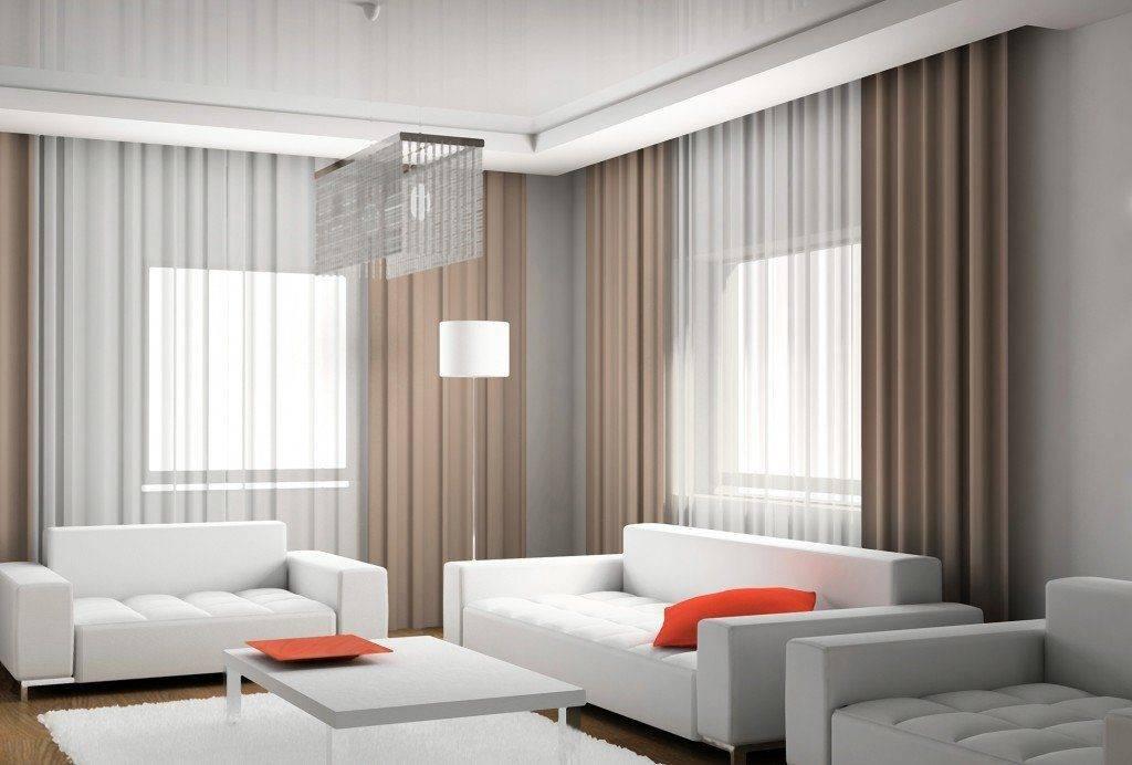 Подбираем самые модные шторы 2020-2021 года в интерьере дома: фото, идеи, тренды