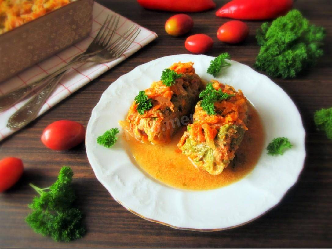 Соус для голубцов - лучшие идеи приготовления подливки для вкусного блюда