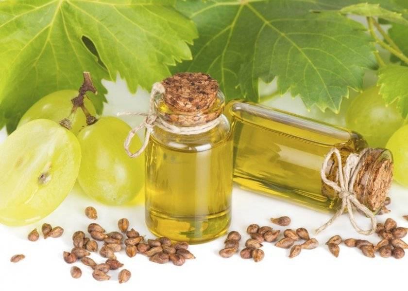 Вчем секрет применения масла извиноградных косточек: полезные свойства для организма