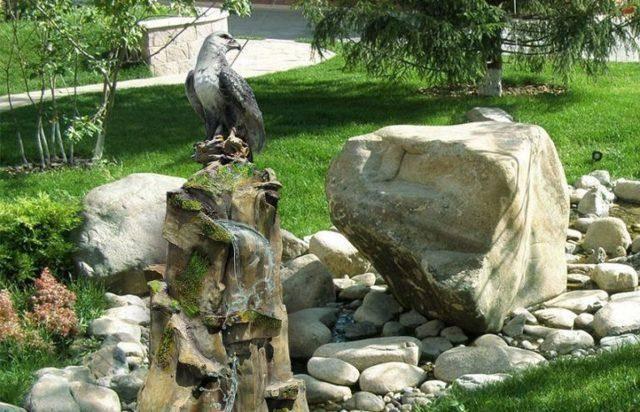 Насос для фонтана: обзор видов, характеристики, и советы.