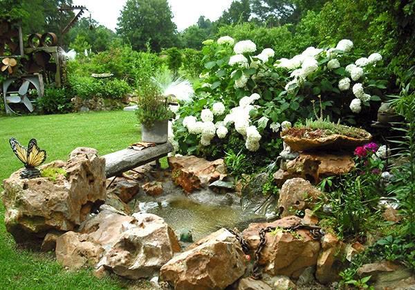 Удивительный рутарий – сад корней на вашем участке. ландшафтный дизайн своими руками камни и коряги на даче