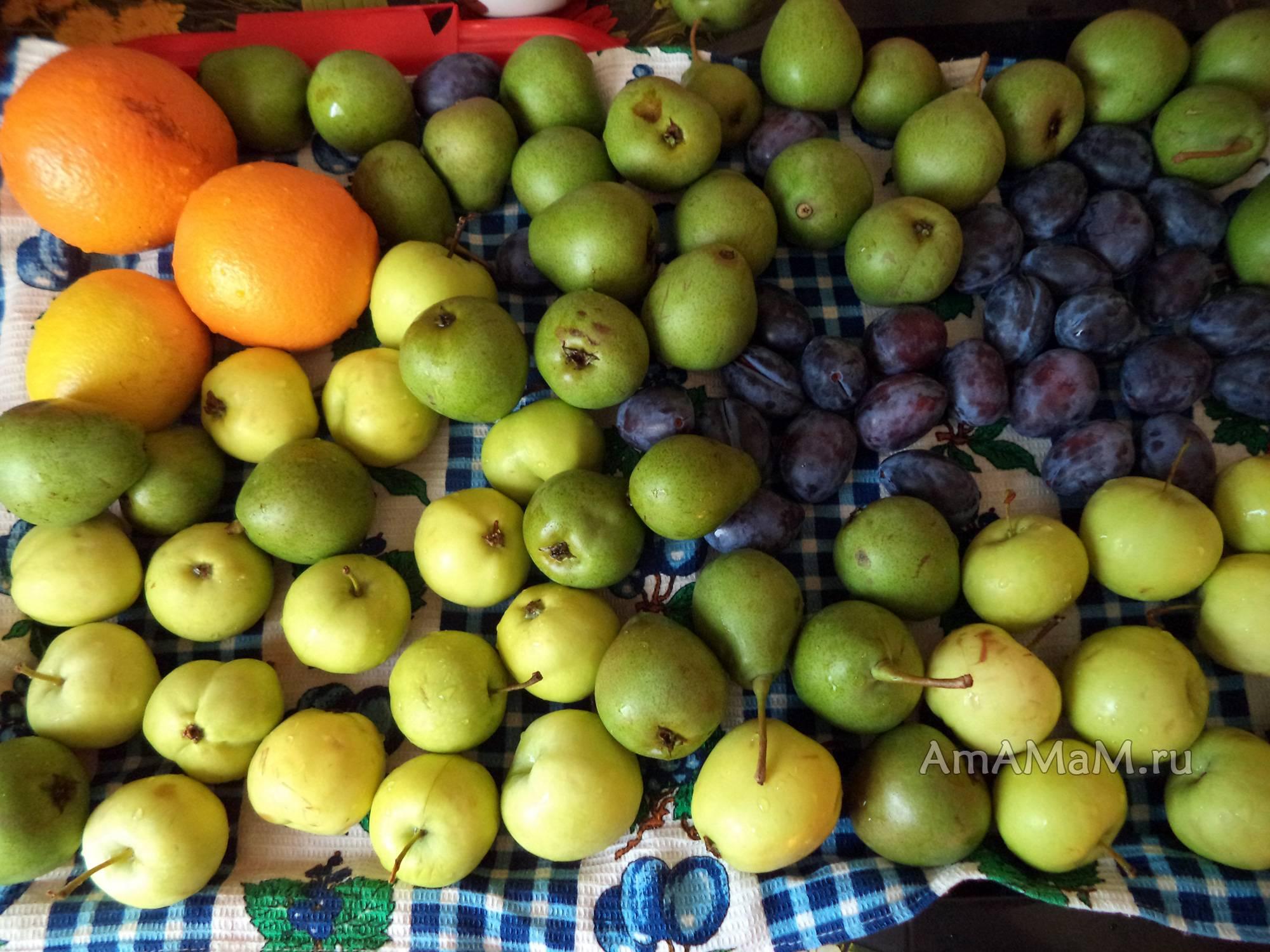 Рецепт варенья из груш дольками