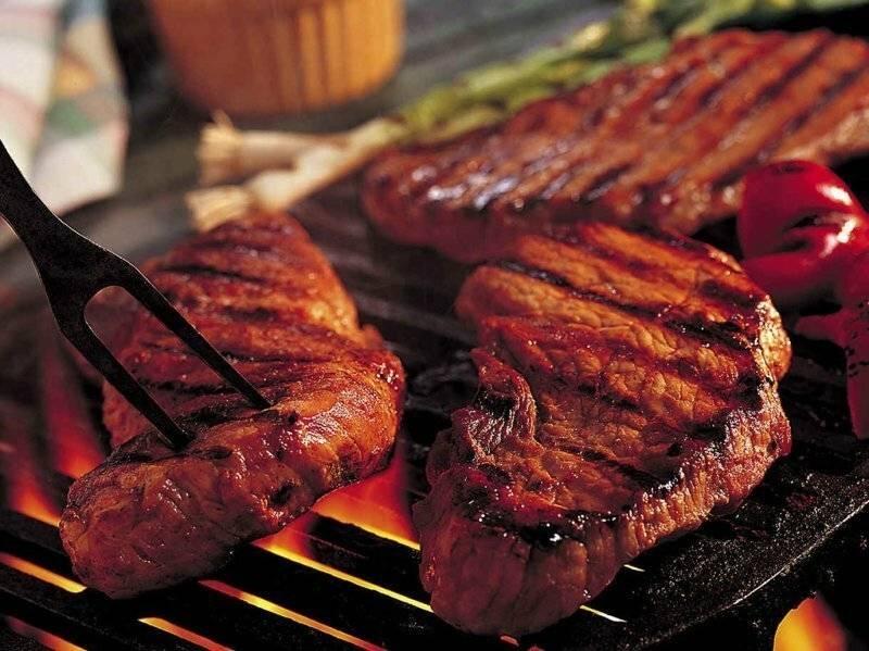 Как приготовить идеальный стейк из говядины на сковороде